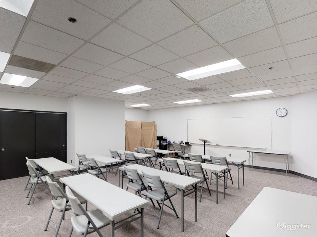 Airy Classroom in Portland Photo 1