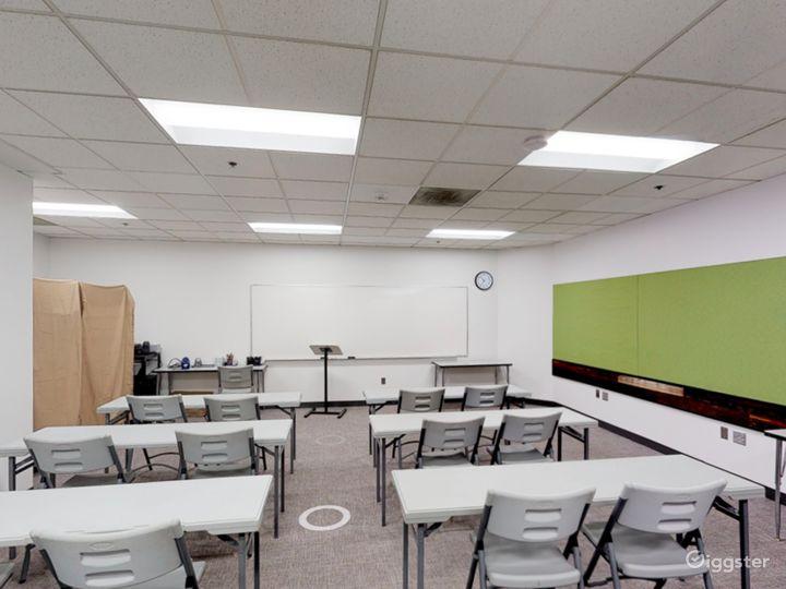 Airy Classroom in Portland Photo 4