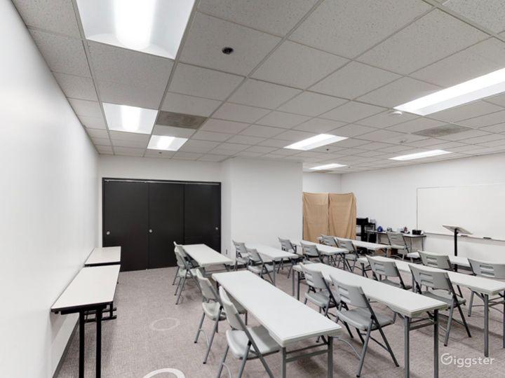 Airy Classroom in Portland Photo 2