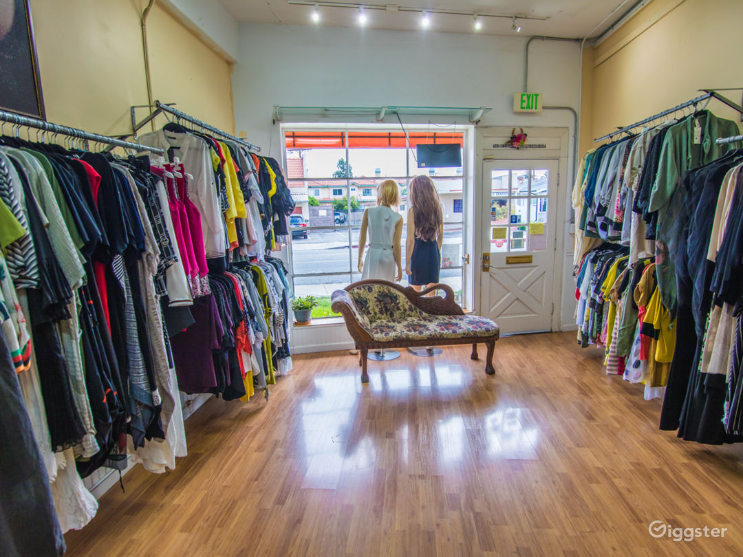 Boutique for filming  Photo 3