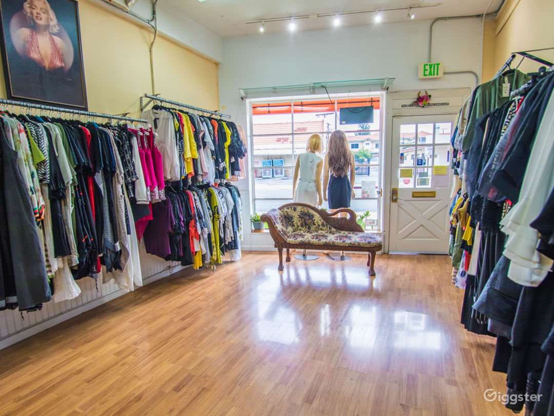 Boutique for filming  Photo 2