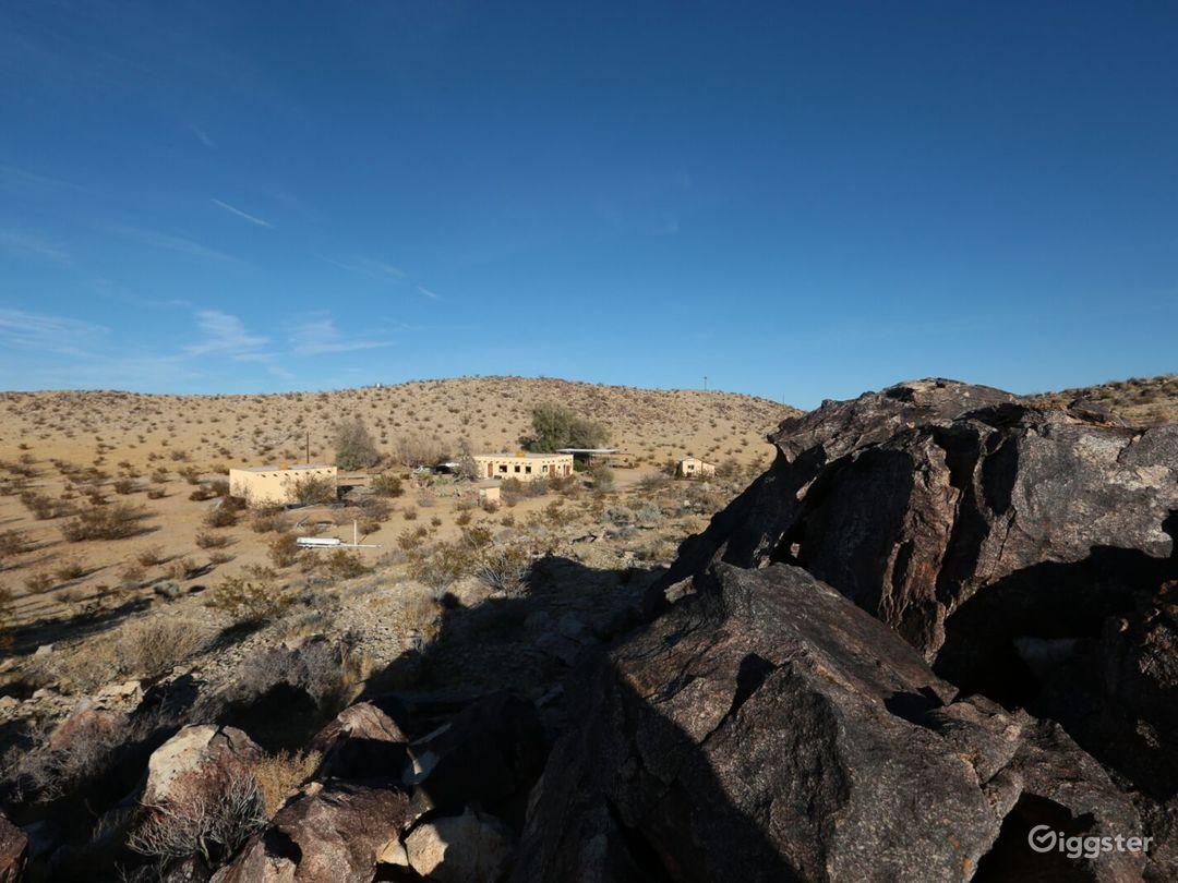 Joshua Tree Private Pueblo Retreat with Views! Photo 3