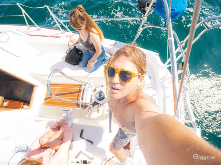Beautiful Sailboat in Marina del Rey!  Photo 2