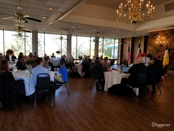 Great Venue with Golf Course in Fort Worth Photo 3