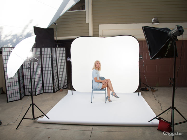 Outdoor Safe Photography Studio Photo 5