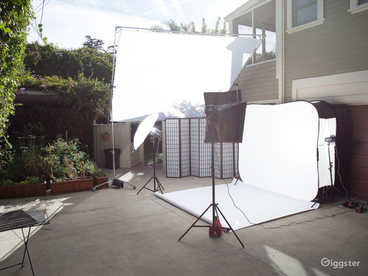 Covid19 Safe Outdoor Photography studio Part2