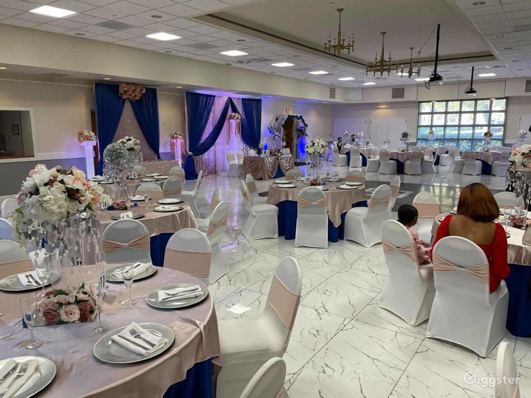Elegant Banquet Hall in Springfield Photo 1