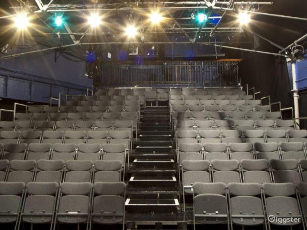 Versatile Theatre Space in London Photo 1
