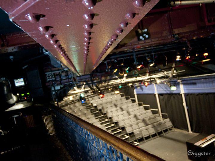 Versatile Theatre Space in London Photo 5