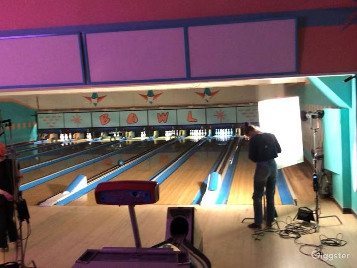 Vintage Bowling Alley-Filming & Events Photo 3