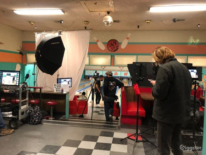 Vintage Bowling Alley-Filming & Events Photo 2
