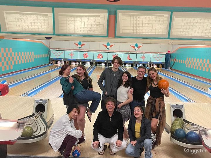 Vintage Bowling Alley-Filming & Events Photo 4