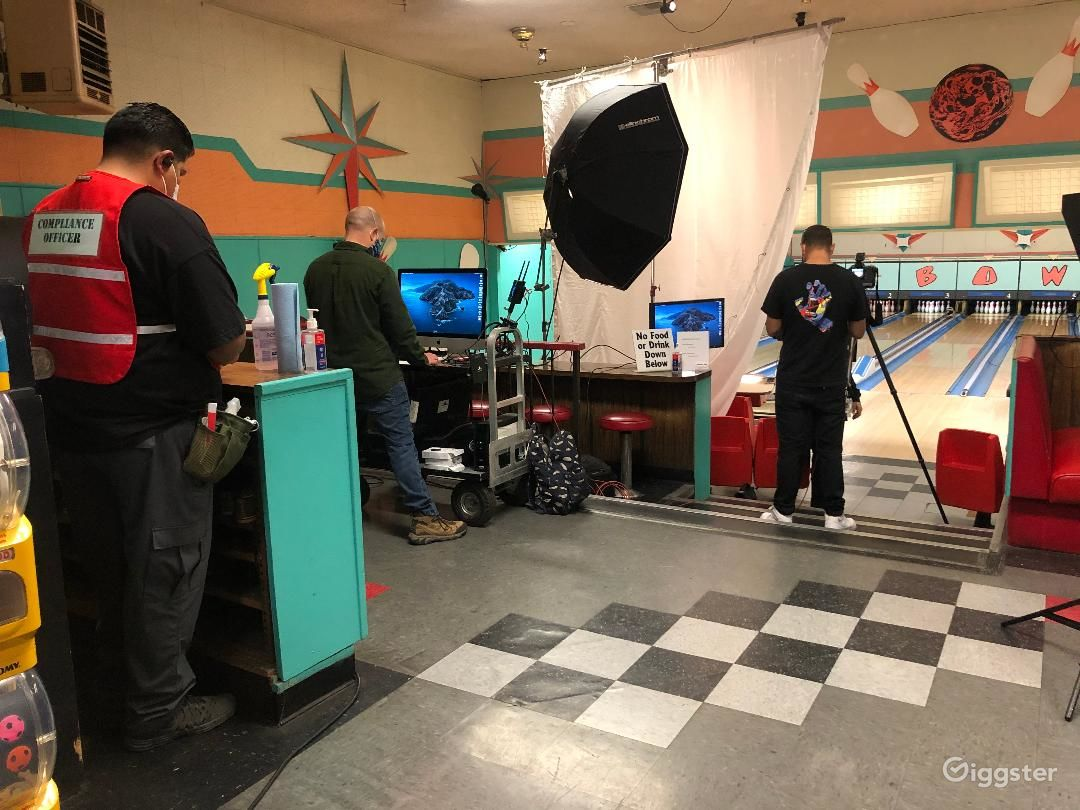 Vintage Bowling Alley-Filming & Events Photo 1