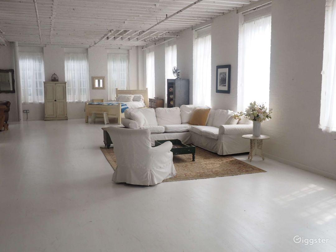 Bright Loft Studio in Brooklyn-3400 Sq Ft Photo 1