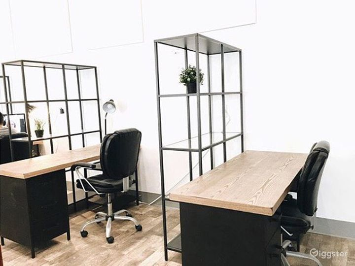 Well-outfitted Private Office for 2 Photo 4
