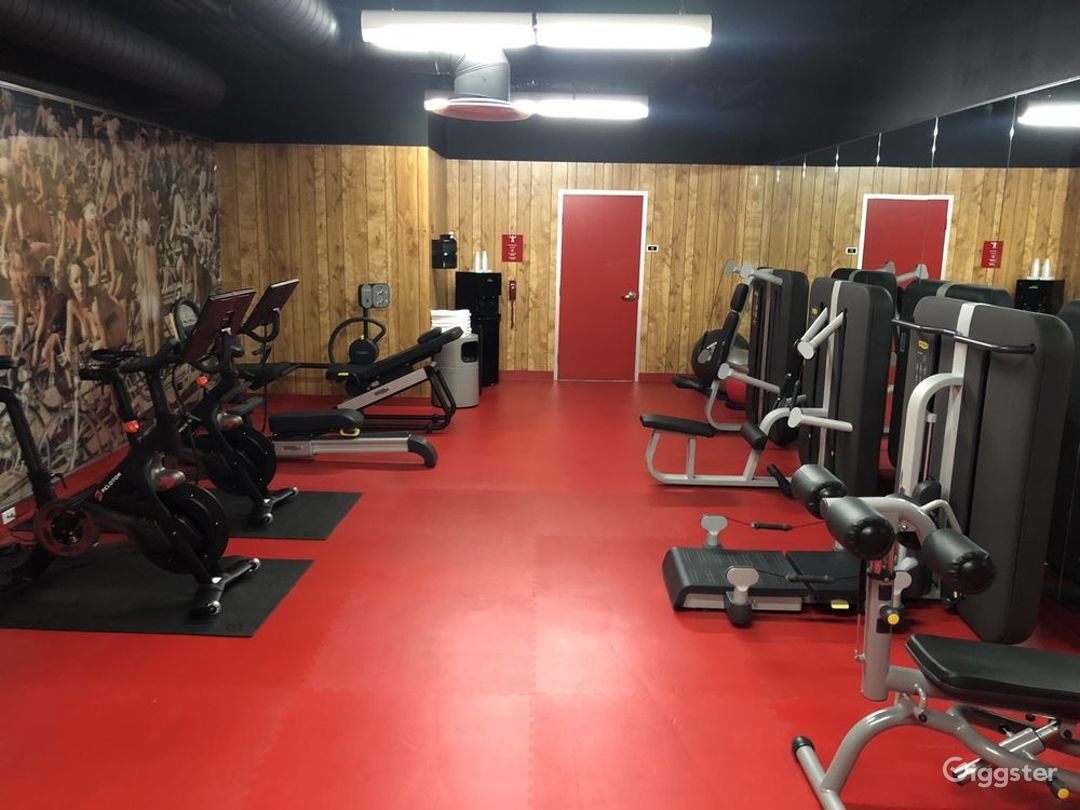Fitness Gym in LA Photo 1