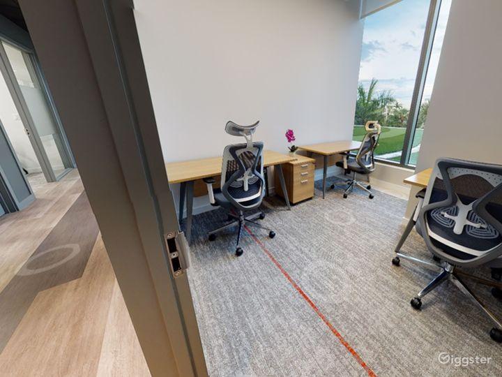 Private Office for 1-3 in Miami Photo 2