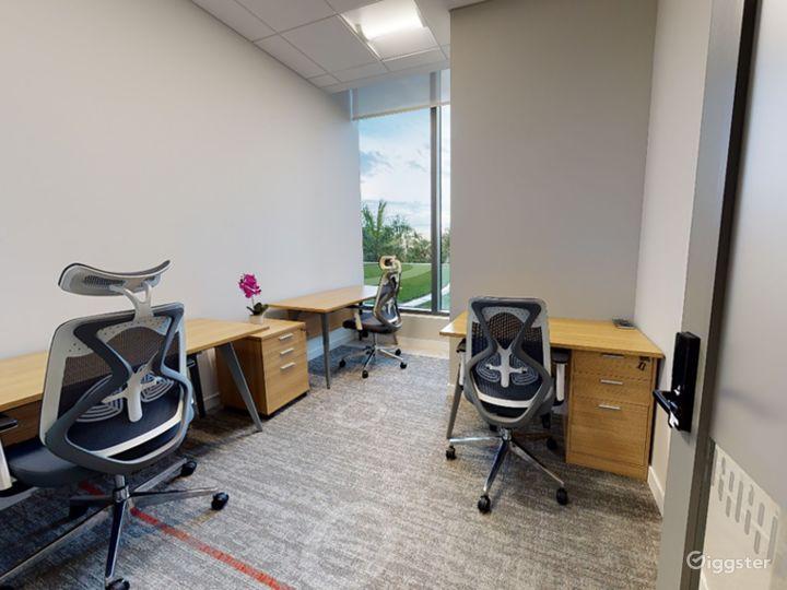 Private Office for 1-3 in Miami