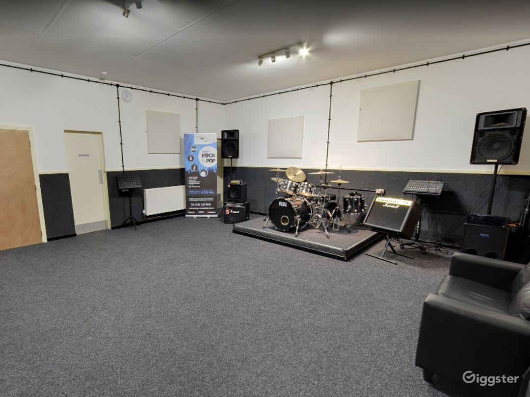 Music Academy Event Space and Recording Studio in Birmingham Photo 1
