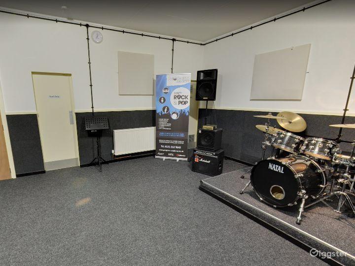 Music Academy Event Space and Recording Studio in Birmingham Photo 2