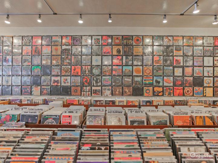 Bomb Record Store