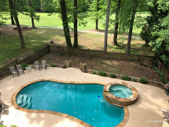 Pool, Private Golf Course and Chattahoochee River Views Photo 5