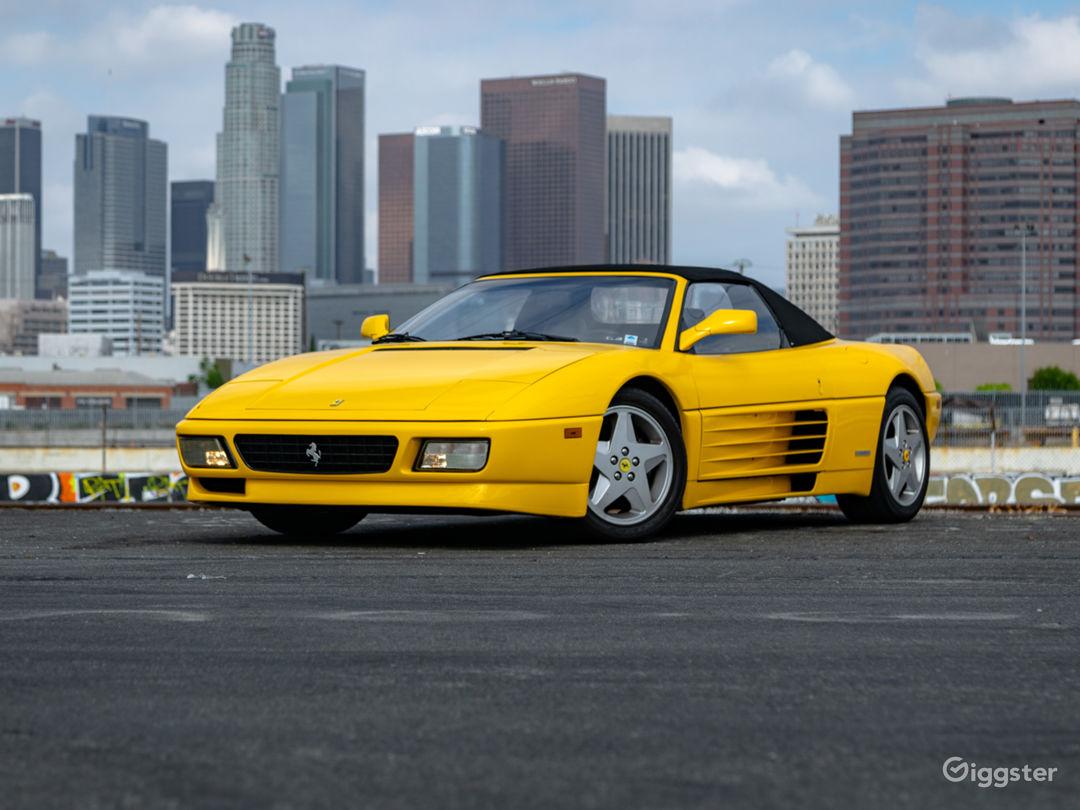 1994 Ferrari 348 Spider: Modern Classic  Photo 4