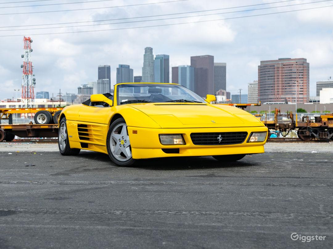 1994 Ferrari 348 Spider: Modern Classic  Photo 1