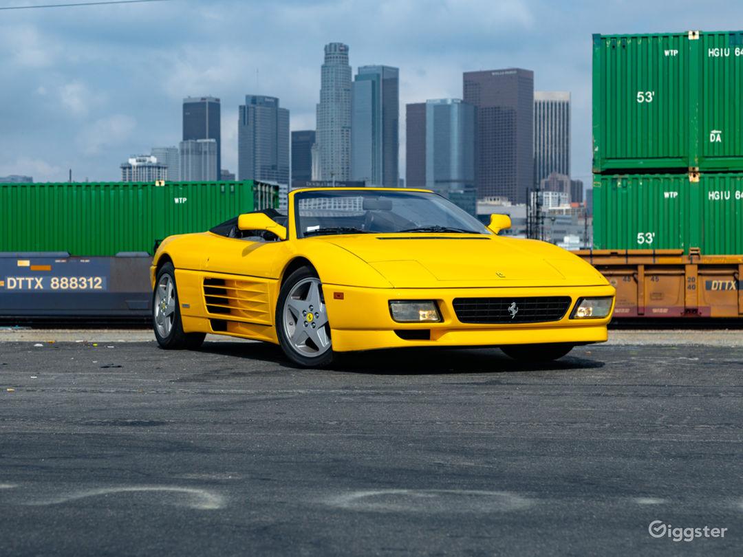 1994 Ferrari 348 Spider: Modern Classic  Photo 3