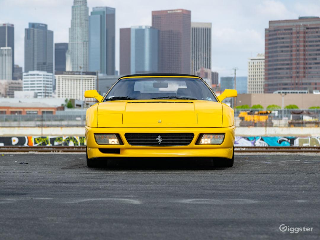 1994 Ferrari 348 Spider: Modern Classic  Photo 5