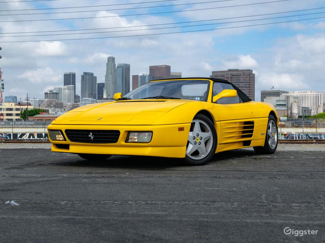 1994 Ferrari 348 Spider: Modern Classic  Photo 2