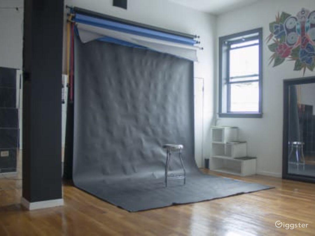 Unique Photo Studio w/ Gypsy Loft and Rooftop  Photo 2