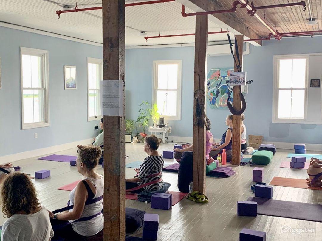 Yoga Studio Photo 1
