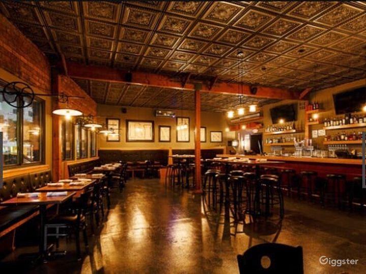 Unique Spacious Restaurant & Bar in Santa Monica