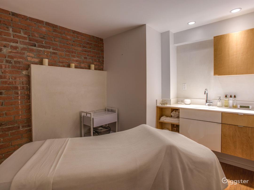 One of Massage Room
