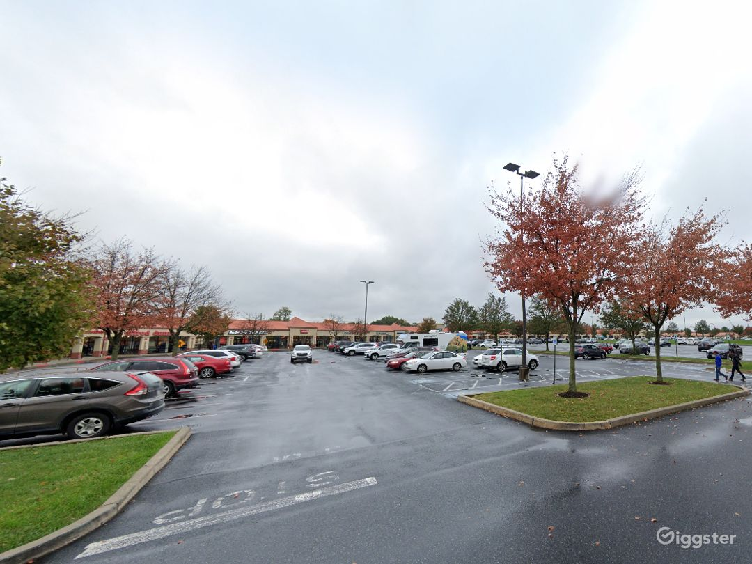 Spacious Parking Lot in Hershey Photo 1