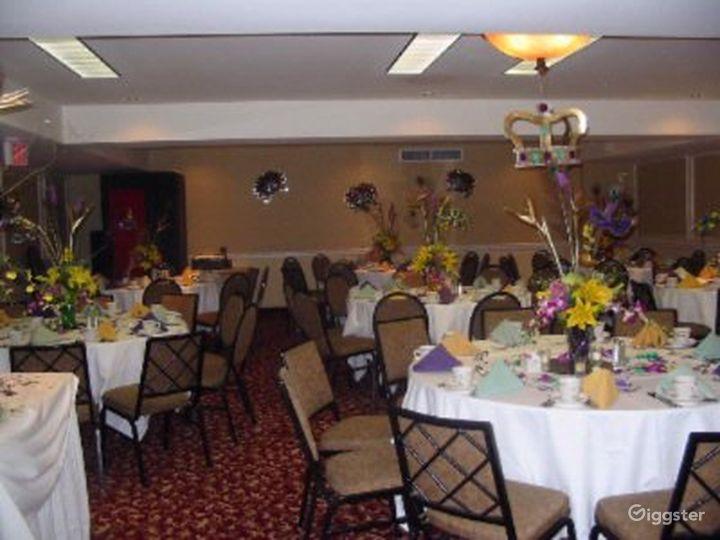 Gorgeous Garden Ballroom Photo 4