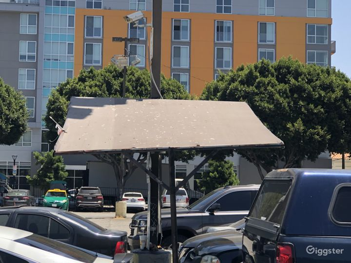 Convention Center Surface Parking Lot  Photo 5