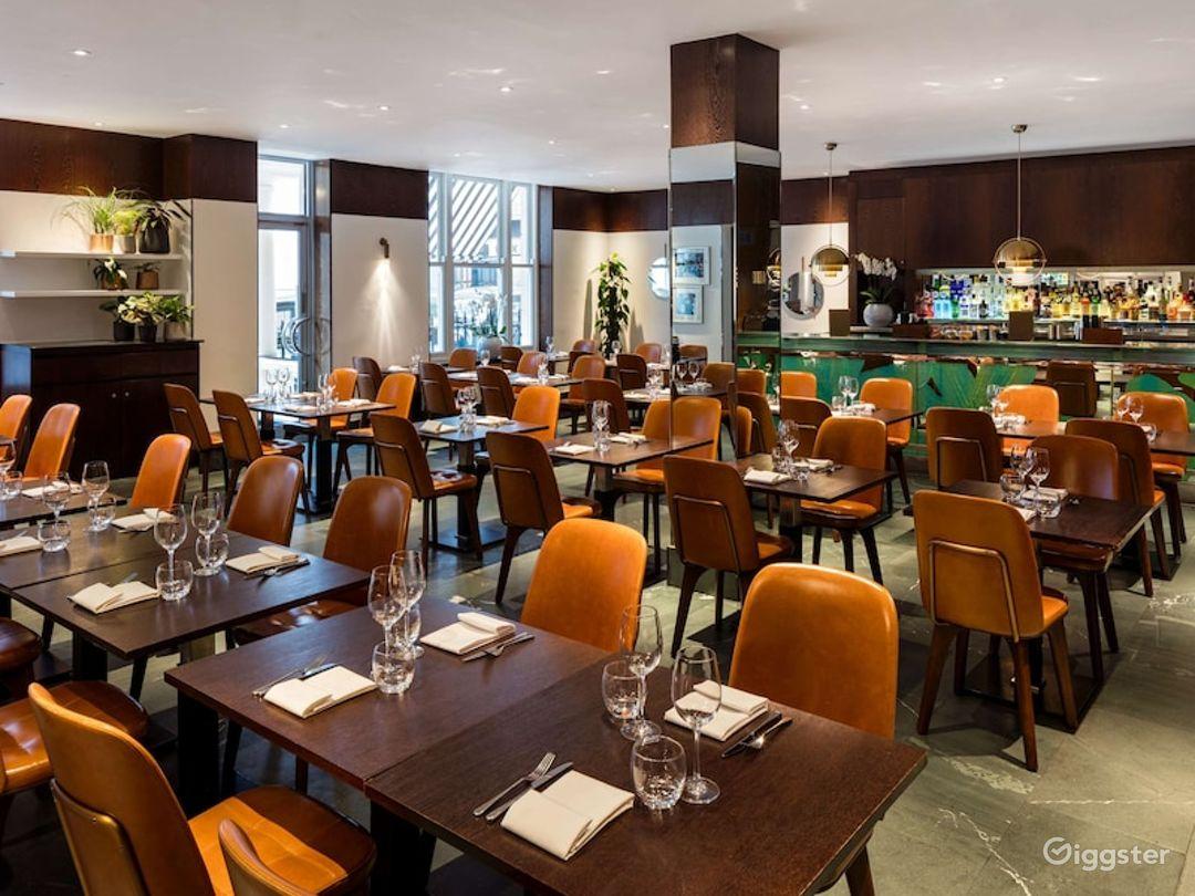 Finest Steak & Lobster Restaurant in Granville Place, London Photo 1