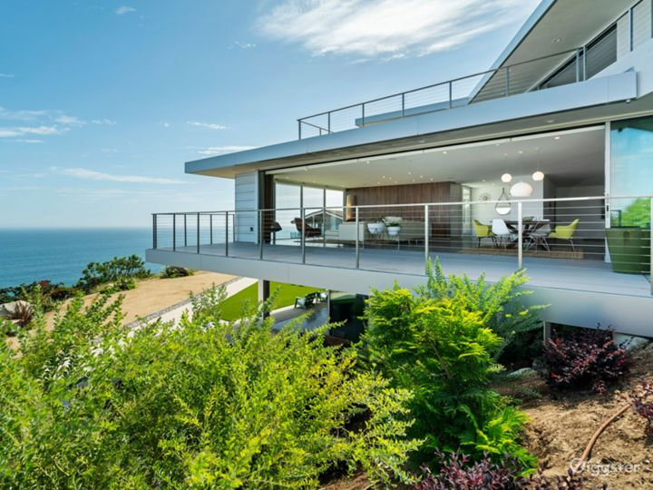 Oceanview Modern -  Mid Century Mansion On Pacific Photo 2