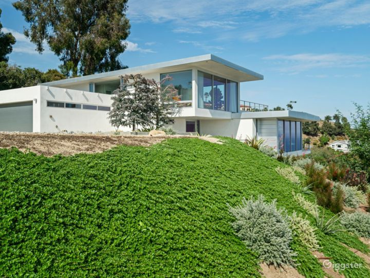Oceanview Modern -  Mid Century Mansion On Pacific Photo 5
