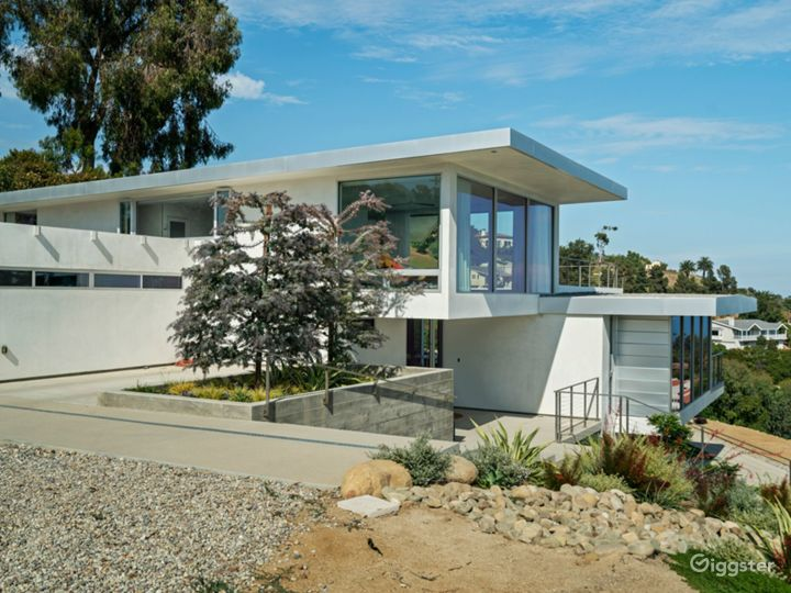 Oceanview Modern -  Mid Century Mansion On Pacific Photo 4