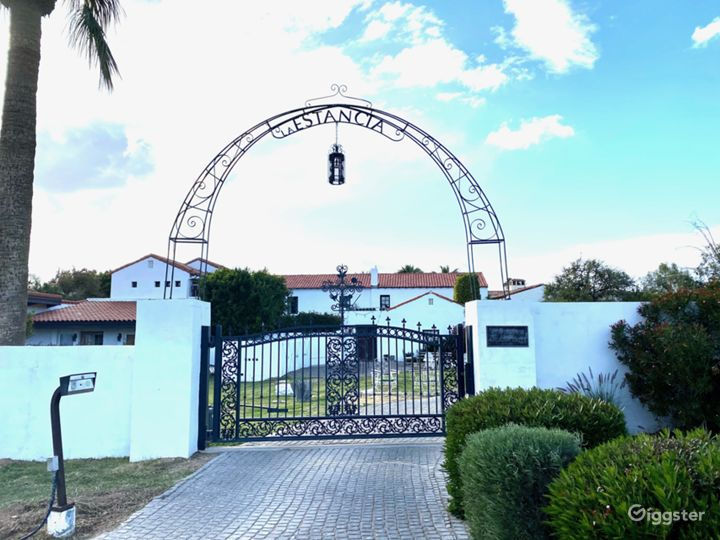 Front of Gate