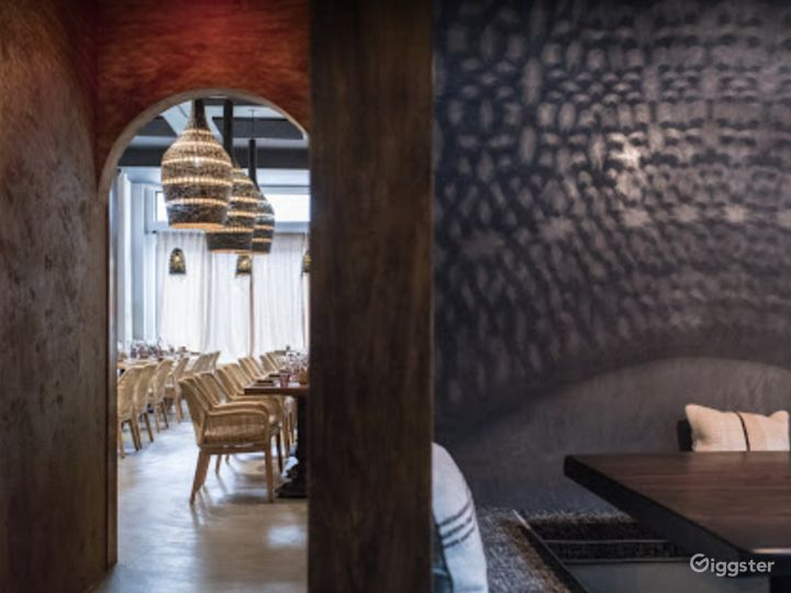 Modern North African Supper Club in San Francisco (Full Buyout) Photo 2