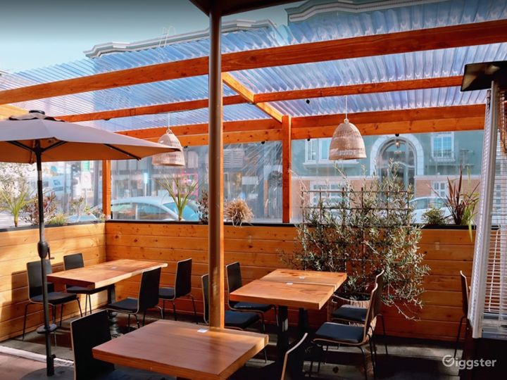 Modern North African Supper Club in San Francisco (Full Buyout) Photo 5