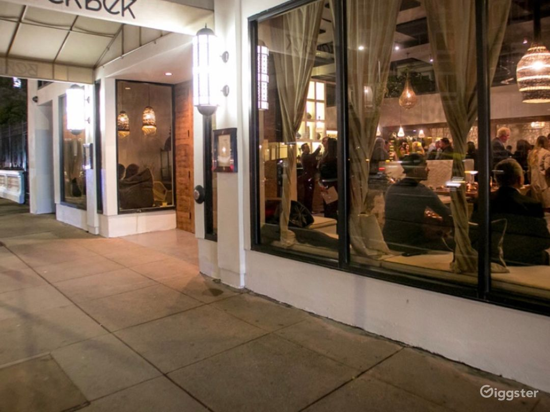 Modern North African Supper Club in San Francisco (Full Buyout) Photo 1