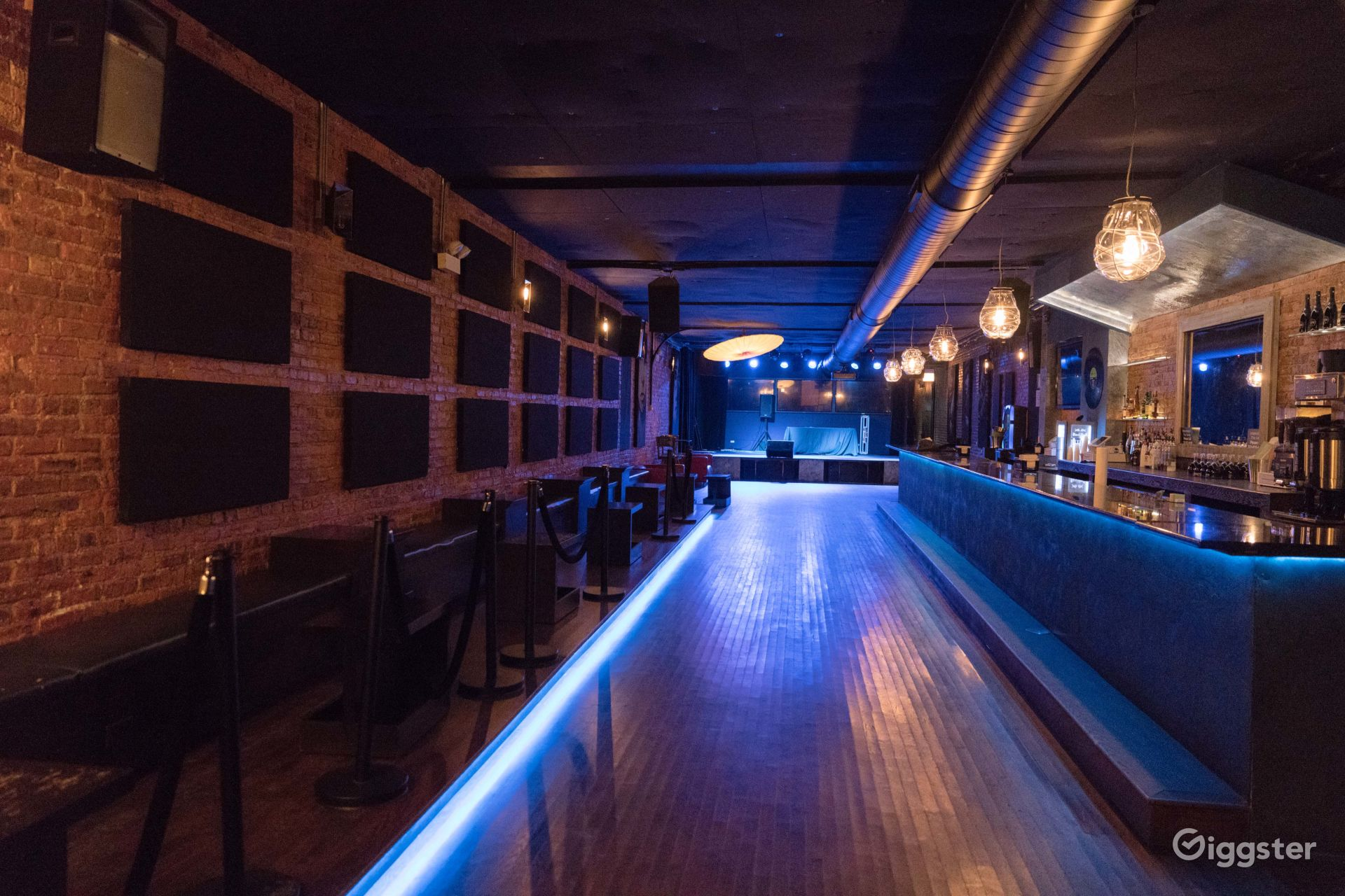 Bassline is has the perfect atmosphere for your next event!