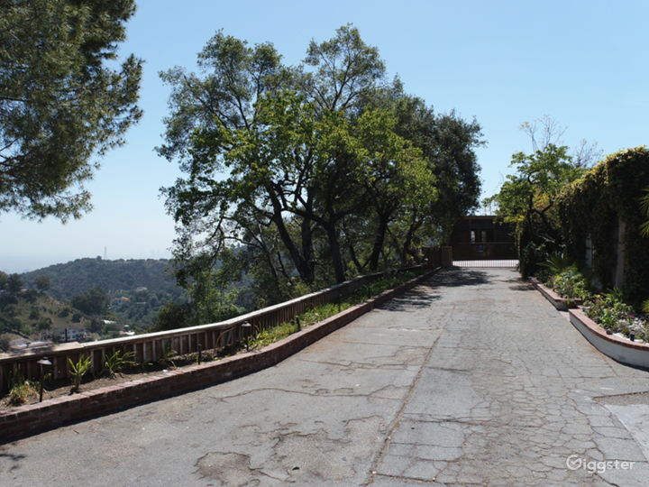 """Hollywood Hills """"Tree House"""" with Views Photo 5"""