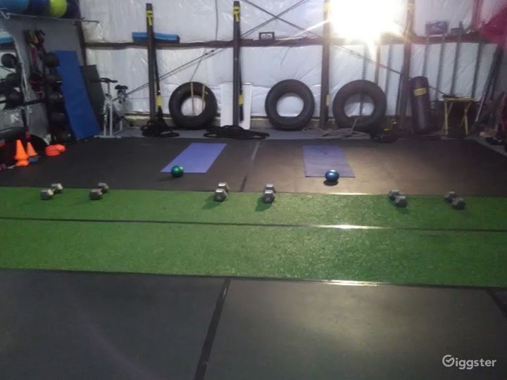 Well-equipped 1700 sq. ft. Fitness Studio in Atlanta Photo 5