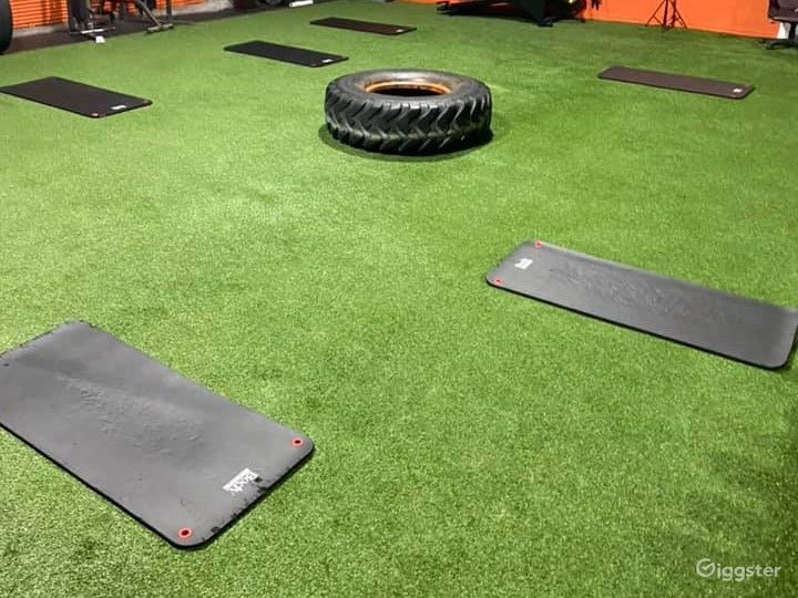 Well-equipped 1700 sq. ft. Fitness Studio in Atlanta Photo 2
